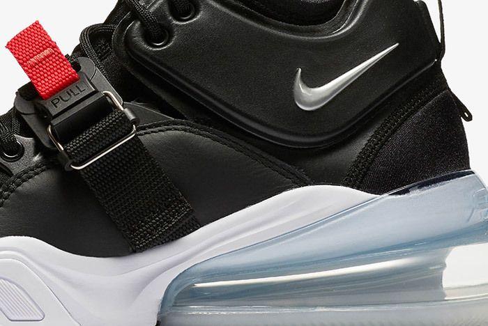 Nike Air Force 270 Black 7
