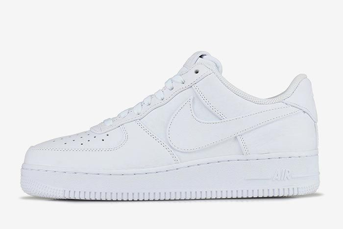 Nike Air Force 1 Low Big Swoosh At4143103 Side Shot 1