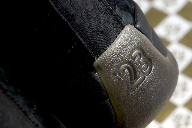 Air Jordan 12 Ovo Black 2
