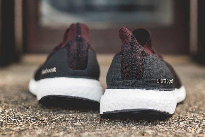 Adidas Ultraboost Uncaged Dark Burgundy 5