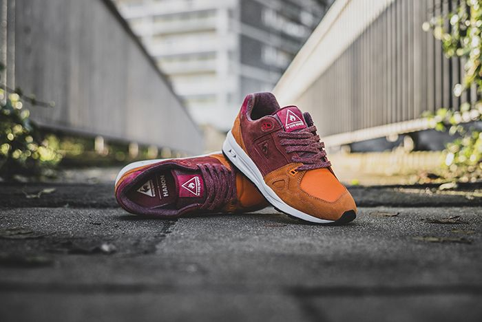 Hanon X Le Coq Sportiff Lcs R1000 French Jersey10