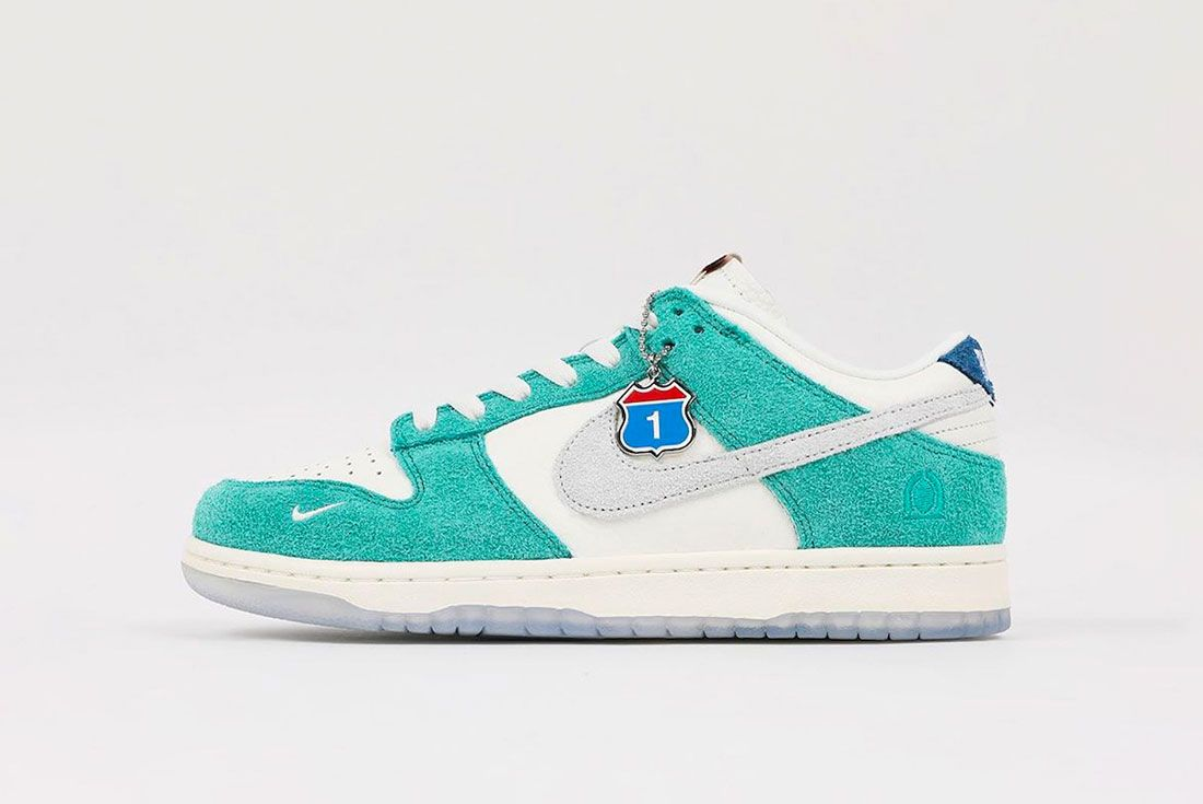 Nike Dunk Low Kasina Green