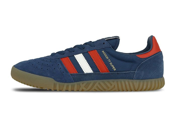 Adidas Indoor Super Mystery Blue 6