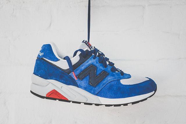 New Balance 572 Bg Blue 2