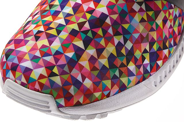 Adidas Originals Zx Flux Photo Print Pack 3