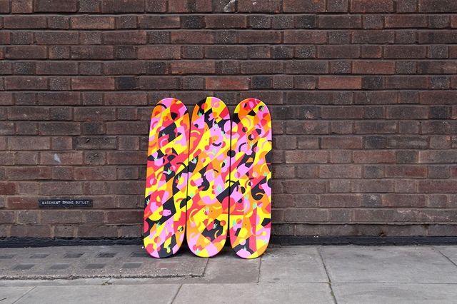 Skateboard Deck Chair 11