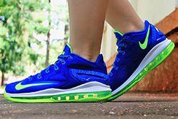 Nike Lebron 11 Low Sprite Thumb