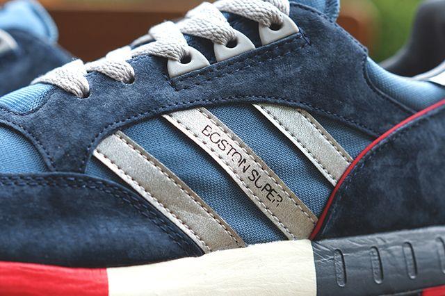 Adidas Originals Boston Super Stonewash Blue