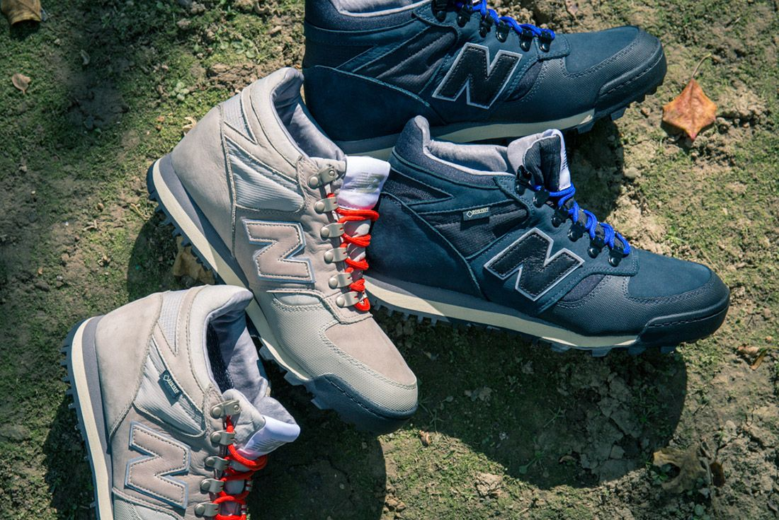 Norse Projects New Balance Ranier Boot 6