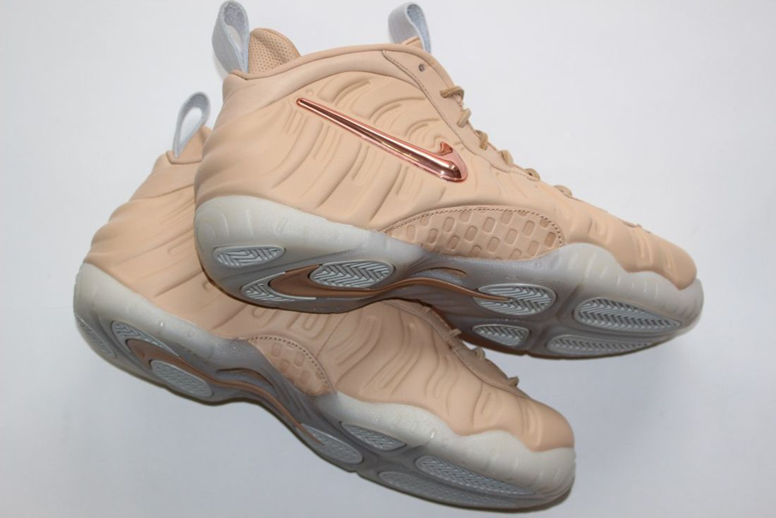 Nike Air Foamposite Vachetta Tan 1
