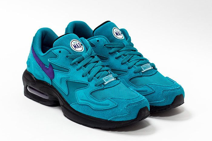 Nike Air Max 2 Light Hornets Teal