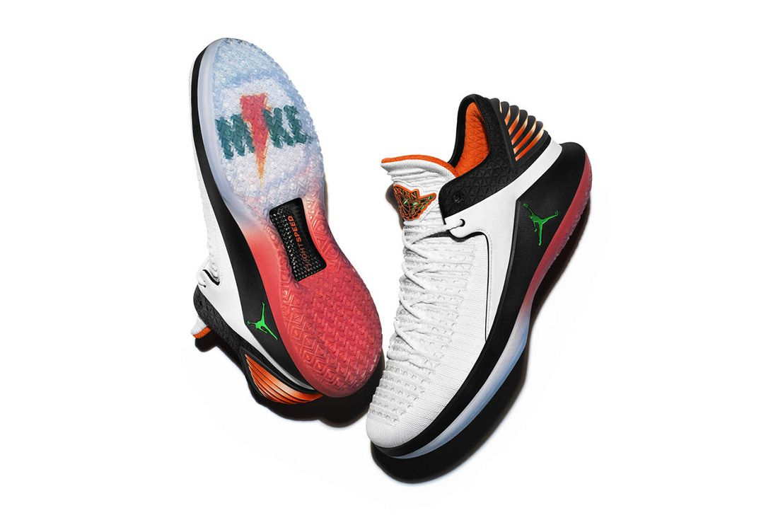 Jordan Brand Gatorade Be Like Mike Collection 5