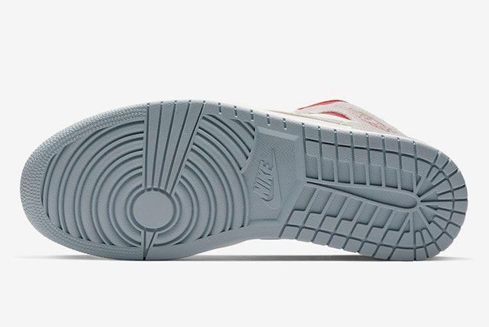 Sneakersnstuff Air Jordan 1 Mid Sole