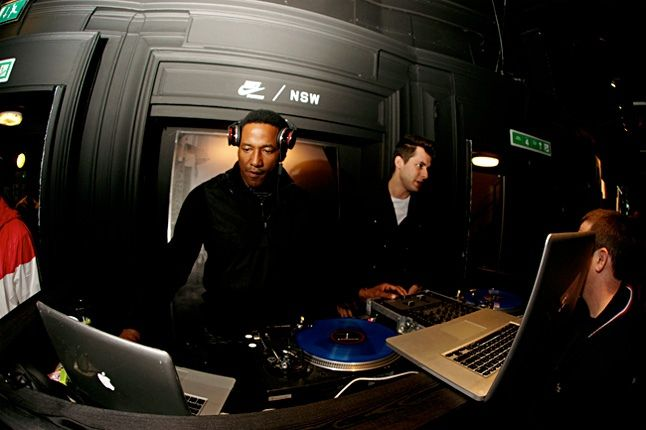 Nike Sportswear Live For The Game Launch At Ultralounge Selfridges 3 1