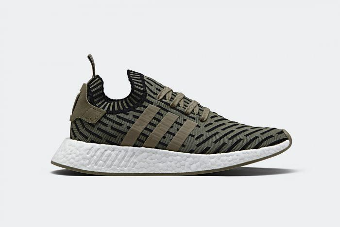 Adidas Nmd R2 Olive Shadow Noise 700X468