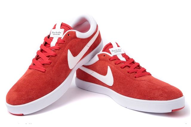 Fragment Design Nike Koston Red Pair