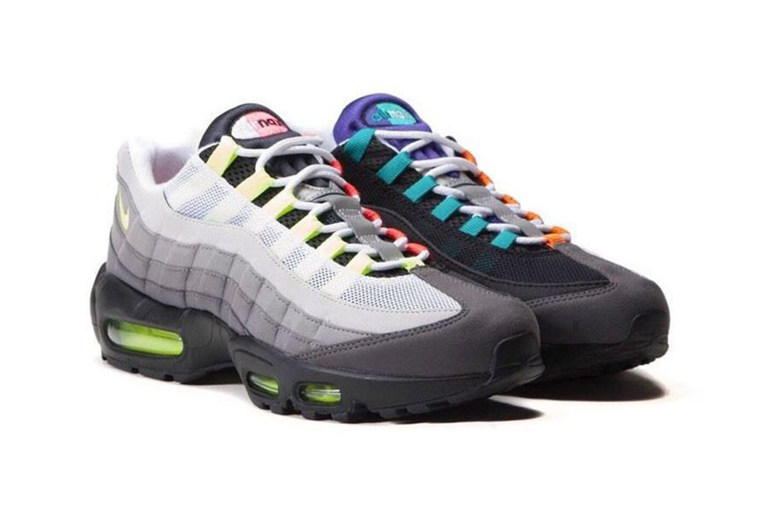 Nike Air Max 95 Greedy 2015 Angled