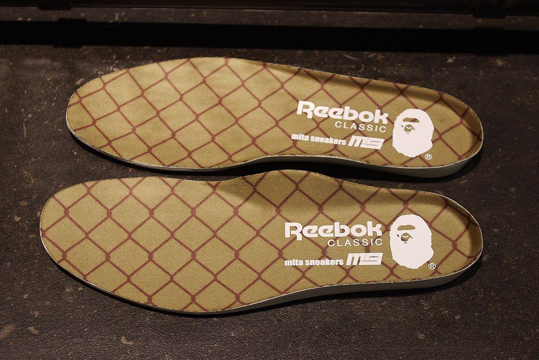 Bape X Reebok Question Mid1