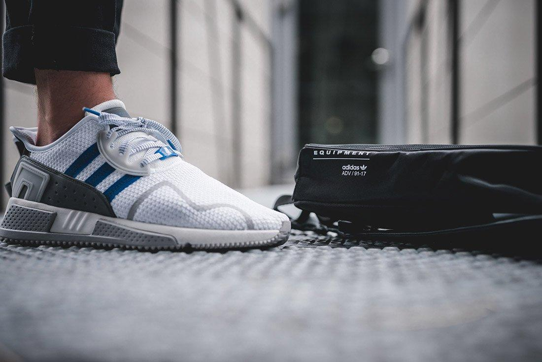 Adidas Eqt Cushion Adv Blue 4