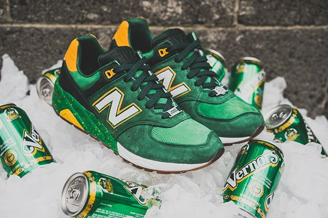 Burn Rubber X New Balance 572 6