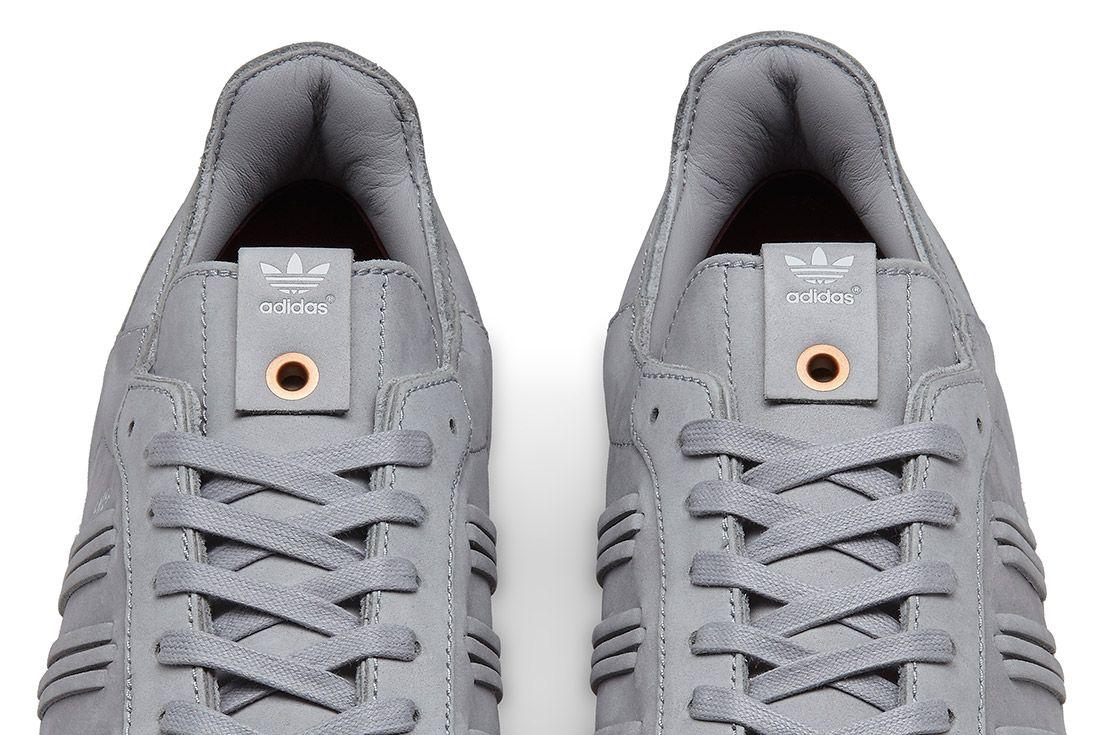 Adidas Consortium Womens Samba Deep Hue Pack Grey 4