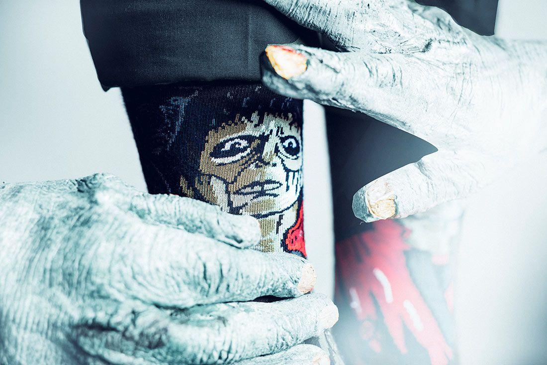 Stance X Michael Jackson 1