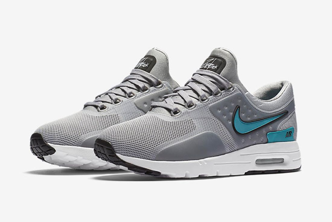 Nike Air Max Zero Wmns Metallic Silver Pack 5