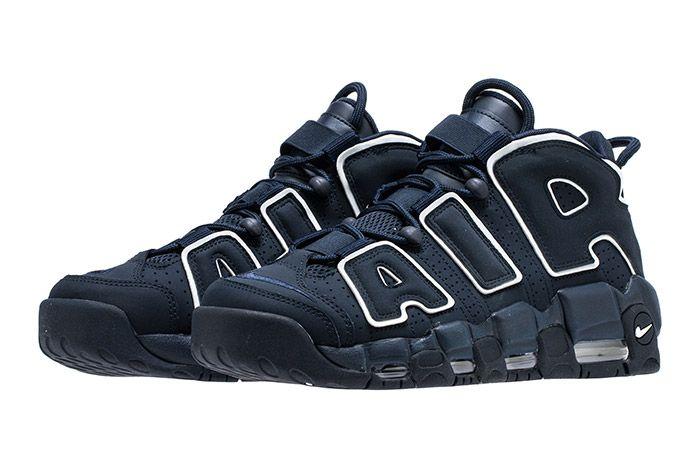 Nike Air More Uptempo Midnight Navy 6