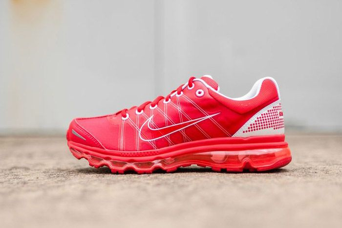 Nike Air Max 2009 Action Red 2