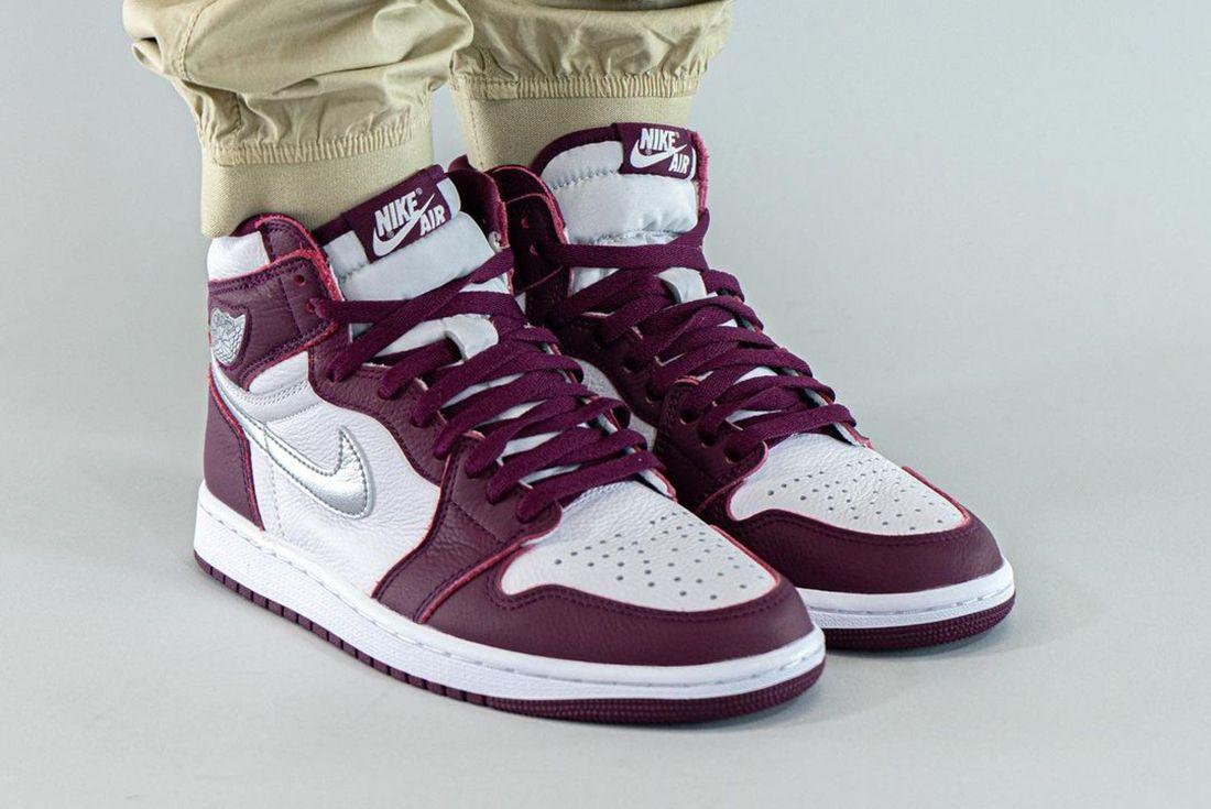 Air Jordan 1 Bordeaux