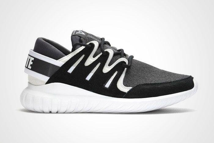 White Mountaineering Adidas Tubular Nova Black Thumb