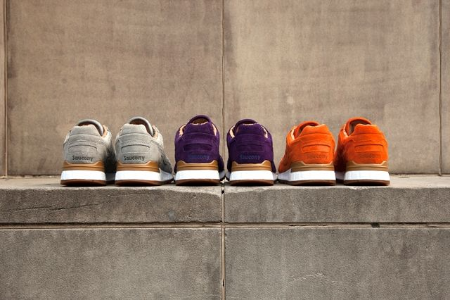 Play Cloths Saucony Shadow 5000 Strange Fruit Pack 4