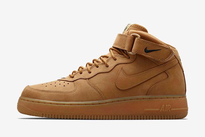 Nike Air Force 1 Flax Mid 2