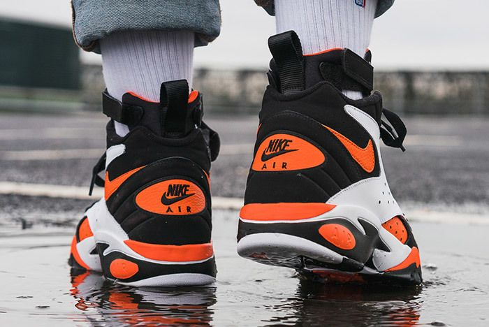 Nike Air Maestro Ii Rush Orange 5