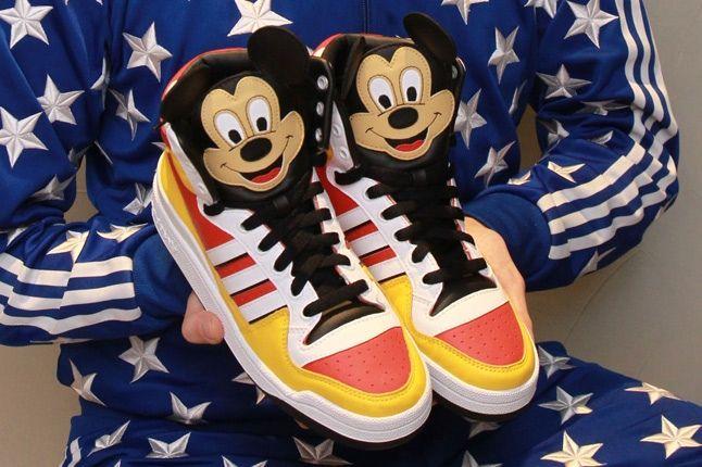 Jeremy Scott Mickey Mouse 1