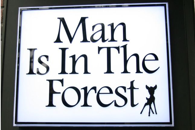 Man In The Forest 3 1