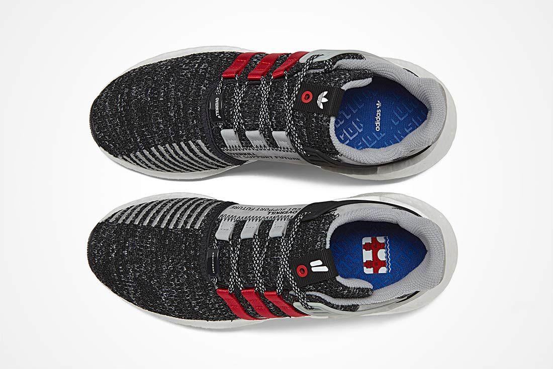 Overkill X Adidas Consortium Eqt Support Adv 11