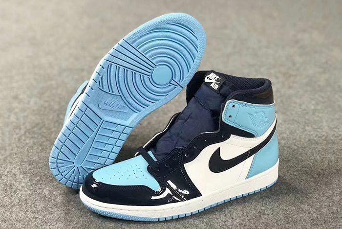 Air Jordan 1 Unc Obsidian Blue Chill Cd0461 401 Release Date 1