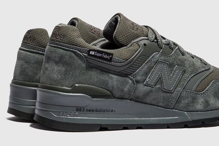 New Balance Superfabric 997 998 Made In Usa M997Nal M998Blc Packer Shoes Release Info 3 Olive1