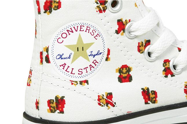 Converse All Star Mario Bros Childrens 09 1