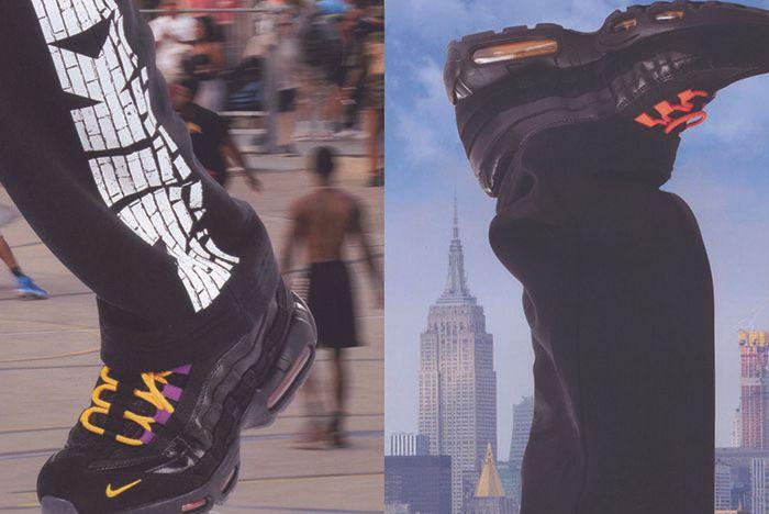 Nike Air Max 95 Blazer Nyc Editions Sheck Wes 2