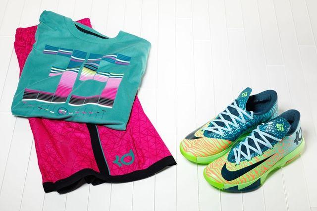 Nike Kd Vi Animal Shorts