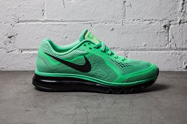 Nike Air Max 2014 Light Lucid Green 2