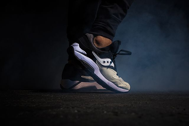 Saucony Grid 9000 Hallowed Pack 9