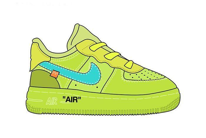 Off White Nike Leak Recap 13