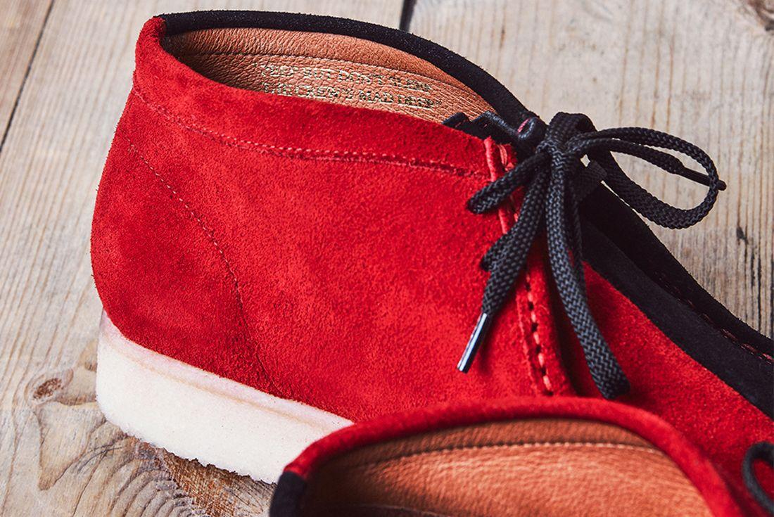 Footpatrol X Padmore Barnes Original Boot P404 6
