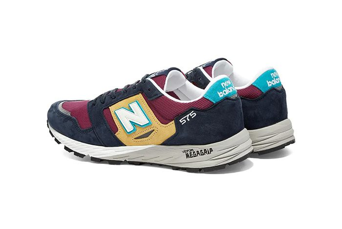 New Balance 575 Recount Made In England Rear Angle