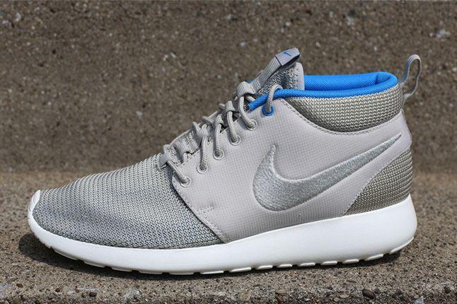 Nike Roshe Run Mid Summer Pack Blue Hero 2013 1