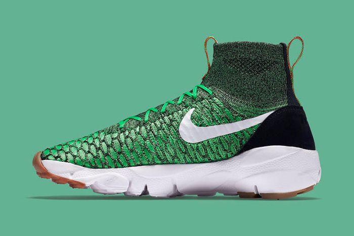 Nike Air Footscape Magista Gorge Green4