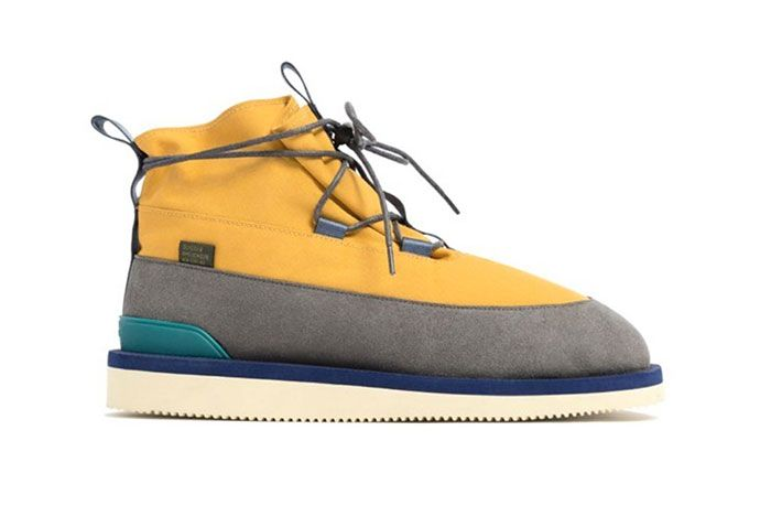 Aime Leon Dore Suicoke Hobbs Yellow Lateral
